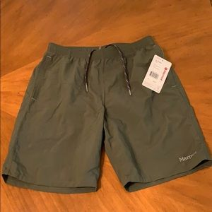 Marmot Boy XL fast dry shorts